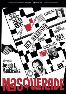 Masquerade di J.Leo Mankiewicz - DVD