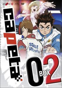 Film Capeta. Box 2 (5 DVD) Atsushi Nogorikawa