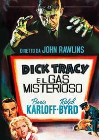 Locandina Dick Tracy incontra Gruesome