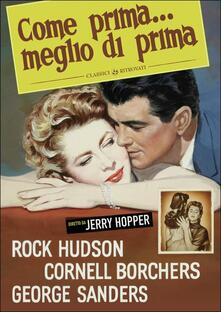 Come prima, meglio di prima di Jerry Hopper,Douglas Sirk - DVD