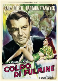 Cover Dvd Colpo di fulmine (DVD)