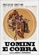 Cover Dvd DVD Uomini e cobra