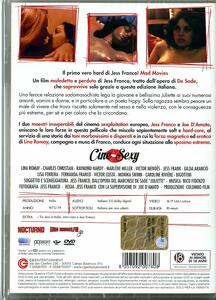 Justine di Jess Jesus Franco,Joe D'Amato - DVD - 2
