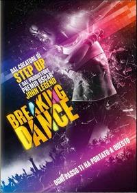 Cover Dvd Breaking Dance (DVD)