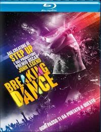 Cover Dvd Breaking Dance (Blu-ray)