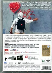 Banksy Does New York di Chris Moukarbel - DVD - 2