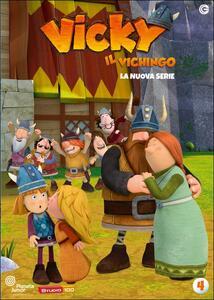 Vicky il vichingo. La nuova serie. Vol. 4 - DVD
