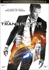 Film The Transporter Legacy Camille Delamarre