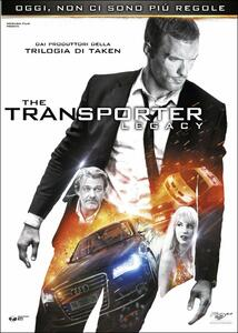 The Transporter Legacy di Camille Delamarre - DVD