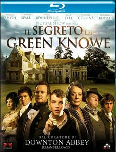 Il segreto di Green Knowe. From Time to Time di Julian Fellowes - Blu-ray