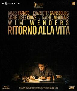 Wim Wenders. Ritorno alla vita 3D di Wim Wenders - Blu-ray