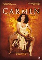 Film Carmen Francesco Rosi