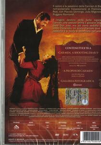 Carmen di Francesco Rosi - DVD - 2