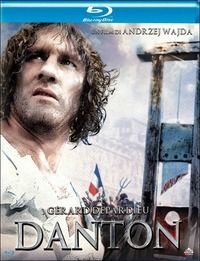 Cover Dvd Danton (Blu-ray)