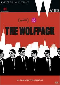The Wolfpack. Il branco di Crystal Moselle - DVD
