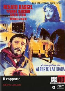Il cappotto di Alberto Lattuada - DVD