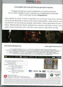 L' equilibrio del cucchiaino di Adriano Sforzi - DVD - 2