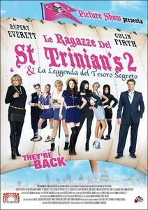 St. Trinian's 2. The Legend of Fritton's Gold di Oliver Parker,Barnaby Thompson - DVD