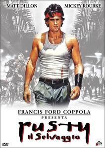 Rusty il selvaggio di Francis Ford Coppola - DVD