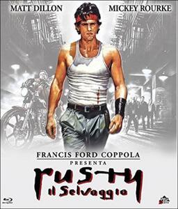 Rusty il selvaggio di Francis Ford Coppola - Blu-ray