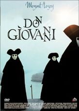 Film Don Giovanni (2 DVD) Joseph Losey