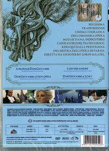 Don Giovanni (2 DVD) di Joseph Losey - DVD - 2