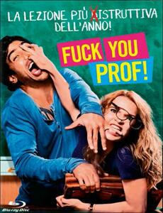 Fuck You, Prof! di Bora Dagtekin - Blu-ray