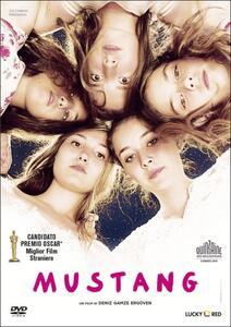 Mustang di Deniz Gamze Ergüven - DVD