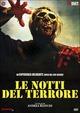 Cover Dvd DVD Le notti del terrore