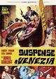 Cover Dvd DVD Suspense a Venezia