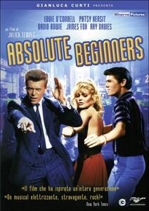 Absolute Beginners di Julien Temple - DVD