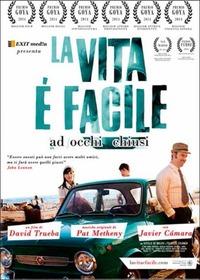 Cover Dvd vita è facile ad occhi chiusi (DVD)