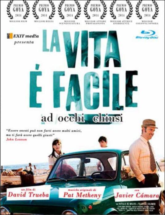 La vita è facile ad occhi chiusi di David Trueba - Blu-ray