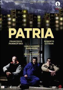 Patria di Felice Farina - DVD