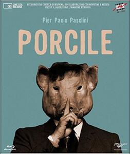 Porcile di Pier Paolo Pasolini - Blu-ray