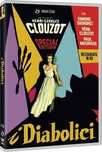I diabolici (DVD) di Henry-Georges Clouzot - DVD