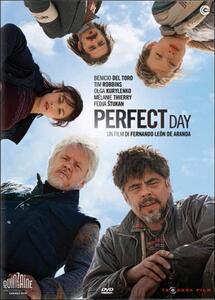 Perfect Day di Fernando León de Aranoa - DVD