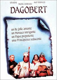 Cover Dvd Dagobert (Blu-ray)
