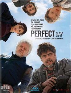 Perfect Day di Fernando León de Aranoa - Blu-ray