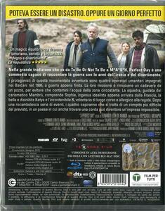 Perfect Day di Fernando León de Aranoa - Blu-ray - 2