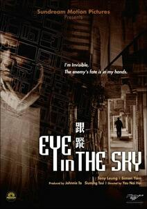 Eye In The Sky di Yau Nai Hoi - DVD