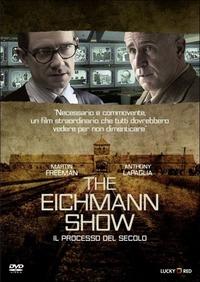 Cover Dvd Eichmann Show (DVD)