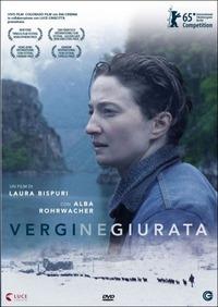 Cover Dvd Vergine giurata (DVD)