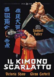 Il Kimono scarlatto di Samuel Fuller - DVD