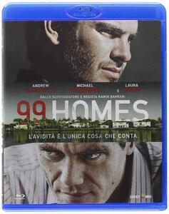 99 Homes. Speculazione e avidità di Ramin Bahrani - Blu-ray