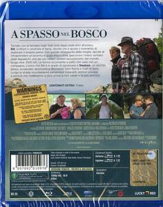 A spasso nel bosco di Ken Kwapis - Blu-ray - 2