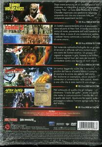 Zombi collection (5 DVD) di Claudio Fragasso,Lucio Fulci,Marino Girolami,Claudio Lattanzi - 2