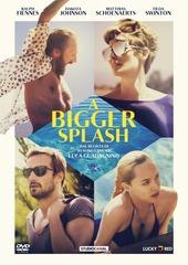 Copertina  A bigger splash [DVD]