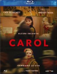 Cover Dvd Carol (Blu-ray)