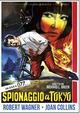 Cover Dvd DVD Spionaggio a Tokyo